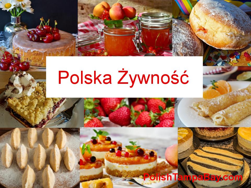 Polska Żywność / Polskie Sklepy /Polskie Restauracje /Sprzedaż Alkoholiw Tampa Bay:Citrus, Hernando, Hillsborough, Manatee, Pasco, Pinellas, Sarasota