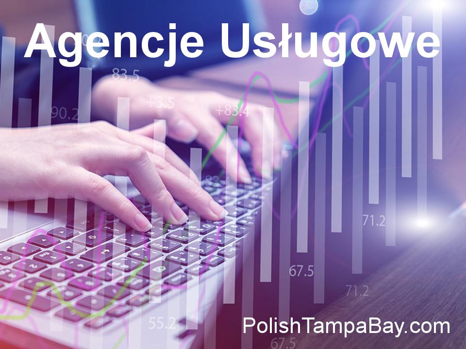 Polskie Agencje Usługowew Tampa Bay:Citrus, Hernando, Hillsborough, Manatee, Pasco, Pinellas, Sarasota