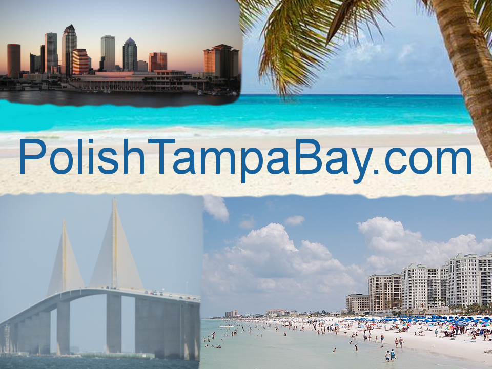 Rozrywka / Lokalne Atrakcjew Tampa Bay:Citrus, Hernando, Hillsborough, Manatee, Pasco, Pinellas, Sarasota
